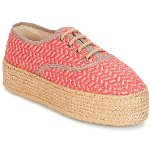 Chaussures Femme Espadrilles Betty London CHAMPIOLA Corail
