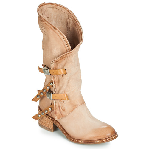 los angeles 3987c bfa2d Chaussures Femme Bottes ville Airstep   A.S.98 WINNIE Beige