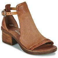 Chaussures Femme Sandales et Nu-pieds Airstep / A.S.98 KENYA Camel