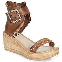 Chaussures Femme Sandales et Nu-pieds Airstep / A.S.98 NOA CLOU Camel