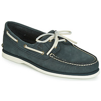 Chaussures Homme Chaussures bateau Timberland CLASSIC BOAT 2 EYE Gris