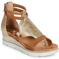 Chaussures Femme Sandales et Nu-pieds Mjus TAPASITA Doré / Camel