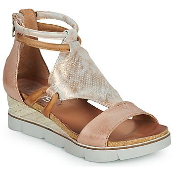 Chaussures Femme Sandales et Nu-pieds Mjus TAPASITA Rose / Doré