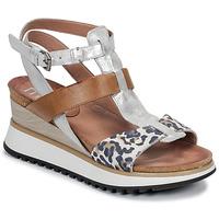 Chaussures Femme Sandales et Nu-pieds Mjus TARDE Camel / Leo