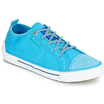 Chaussures Femme Baskets basses Columbia GOODLIFE LACE Bleu