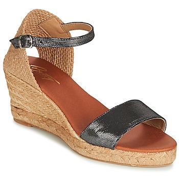 Chaussures Femme Sandales et Nu-pieds Betty London JASSIALE Noir