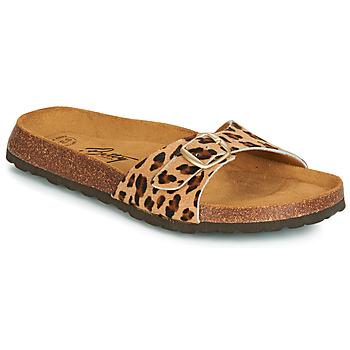 Chaussures Femme Mules Betty London JIKOTI Marron