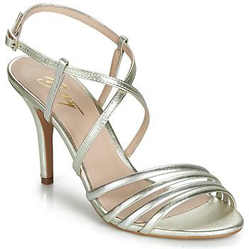Chaussures Femme Sandales et Nu-pieds Betty London JIKOTIPE Doré / Argenté