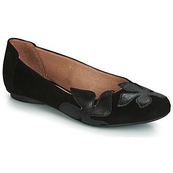 Chaussures Femme Ballerines / babies Betty London ERUNE Noir