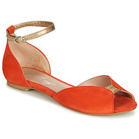 Chaussures Femme Sandales et Nu-pieds Betty London INALI Corail