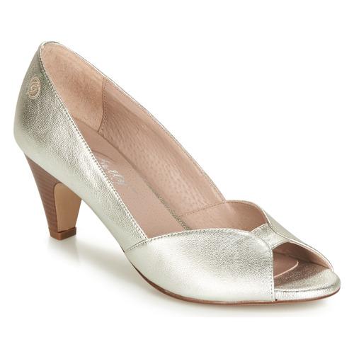 e32d337d5b27 Betty London JIKOTIZE Argenté - Chaussure pas cher avec Shoes.fr ...