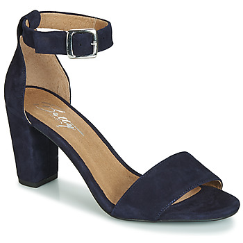 Chaussures Femme Sandales et Nu-pieds Betty London CRETOLIA Marine