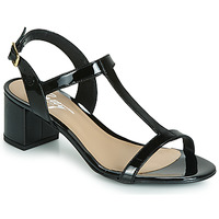 Chaussures Femme Sandales et Nu-pieds Betty London CREPE Noir