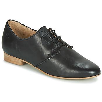bb24d5b190f05 Chaussures Femme Derbies Betty London JIKOTEFE Noir