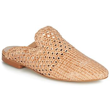 Chaussures Femme Mules Betty London JIKOTEXE Camel