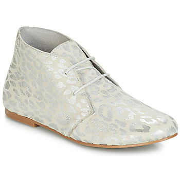 Chaussures Femme Boots Ippon Vintage HYP ARY Blanc / Argenté