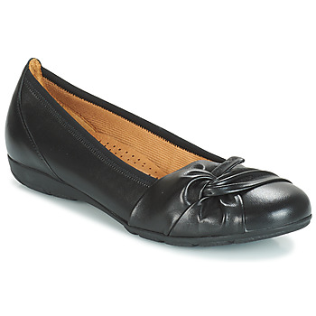 Chaussures Femme Ballerines / babies Gabor MATILDA Noir