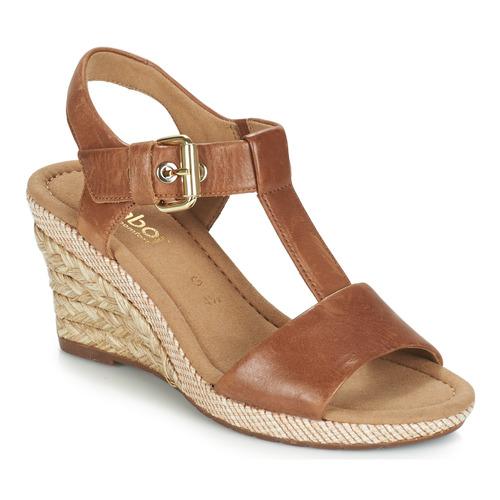 Chaussures Femme Sandales et Nu-pieds Gabor FIULI Cognac