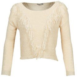 Vêtements Femme Pulls Betty London CAZE Beige
