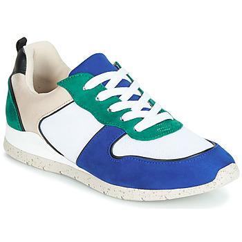 Chaussures Femme Baskets basses André ADO Bleu