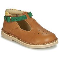Chaussures Garçon Sandales et Nu-pieds André SUNSET Camel