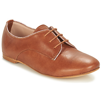 Chaussures Garçon Derbies André COMPLICITE Camel