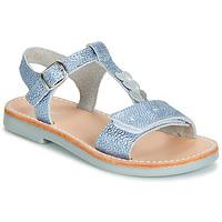 Chaussures Garçon Sandales et Nu-pieds André TOPAZE Bleu