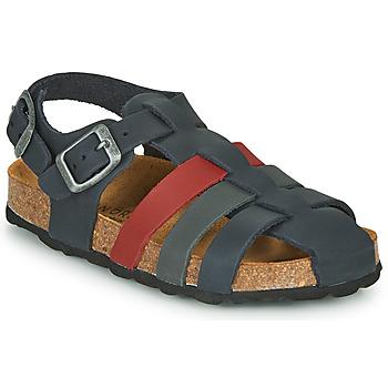 Chaussures Garçon Sandales et Nu-pieds André TOTEM Bleu