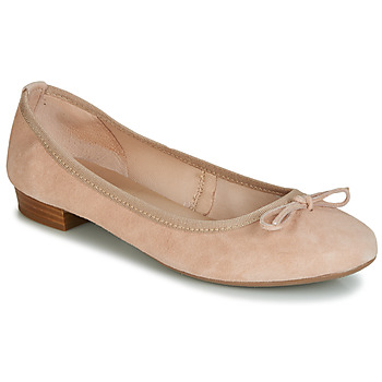 Chaussures Femme Ballerines / babies André CINDY Nude