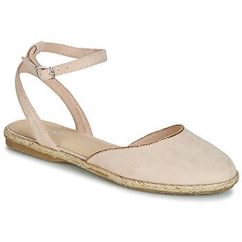 Chaussures Femme Espadrilles André CELIANE Beige