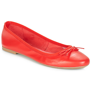 Chaussures Femme Ballerines / babies André PIETRA Rouge
