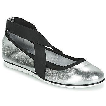 Chaussures Femme Ballerines / babies André ALYSSA Argenté