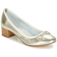 Chaussures Femme Escarpins André POETESSE Doré