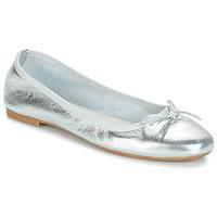 Chaussures Femme Ballerines / babies André PIETRA Argenté