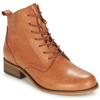Chaussures Femme Bottines André GODILLOT Camel