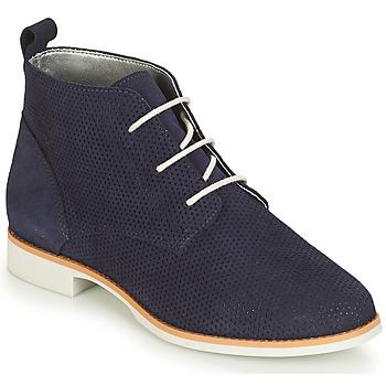 Chaussures Femme Boots André SIROCCO Bleu