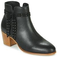 Chaussures Femme Bottines André ROMANE Noir