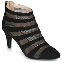 Chaussures Femme Bottines André CORALINE Noir