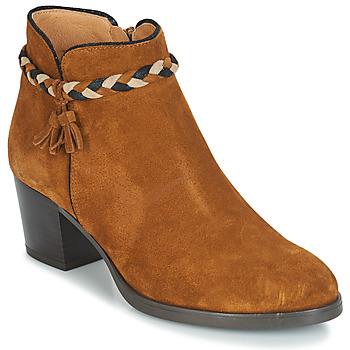 Chaussures Femme Bottines André RADIEUSE Marron