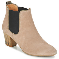 Chaussures Femme Bottines André RELEASE Beige