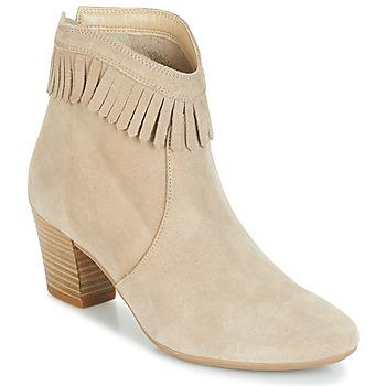 Chaussures Femme Bottines André RILAN Beige