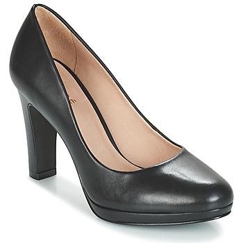 Chaussures Femme Escarpins André CALI Noir