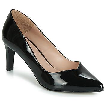Chaussures Femme Escarpins André CHICA Noir