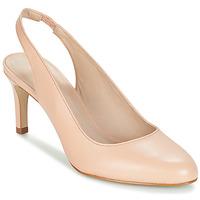 Chaussures Femme Escarpins André CASINO Beige