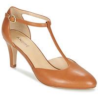 Chaussures Femme Escarpins André FALBALA Camel
