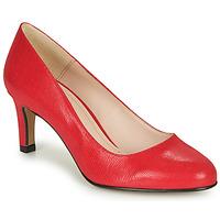 Chaussures Femme Escarpins André POMARA 2 Rouge