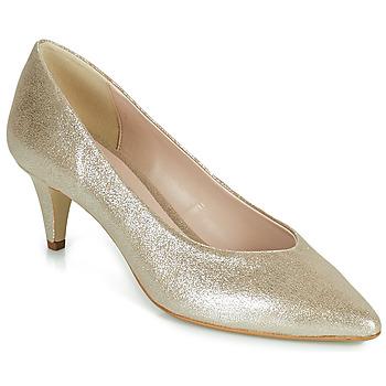 Chaussures Femme Escarpins André FREEDOM Doré