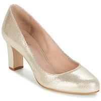 Chaussures Femme Escarpins André CINTIA Doré