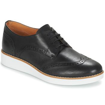 Chaussures Femme Derbies André CAROU Noir