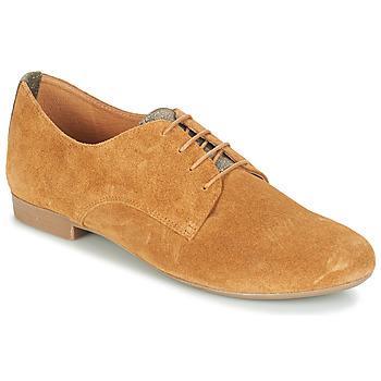 Chaussures Femme Derbies André CAMARADE Cognac